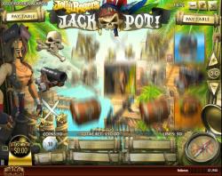 Jolly Rogers Jackpot Screenshot 2