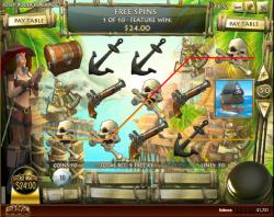 Jolly Rogers Jackpot Screenshot 5