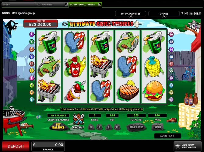888 Casino Screenshot 3