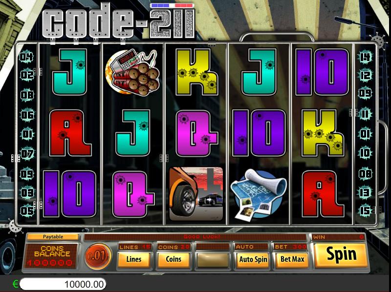 Code - 211 Screenshot 2