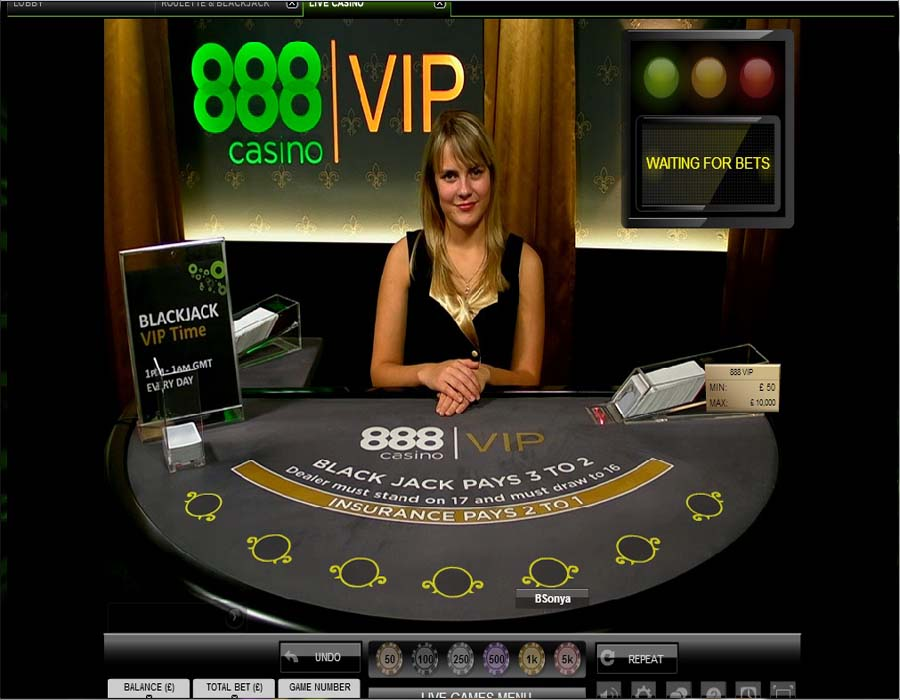 888 Casino Screenshot 5