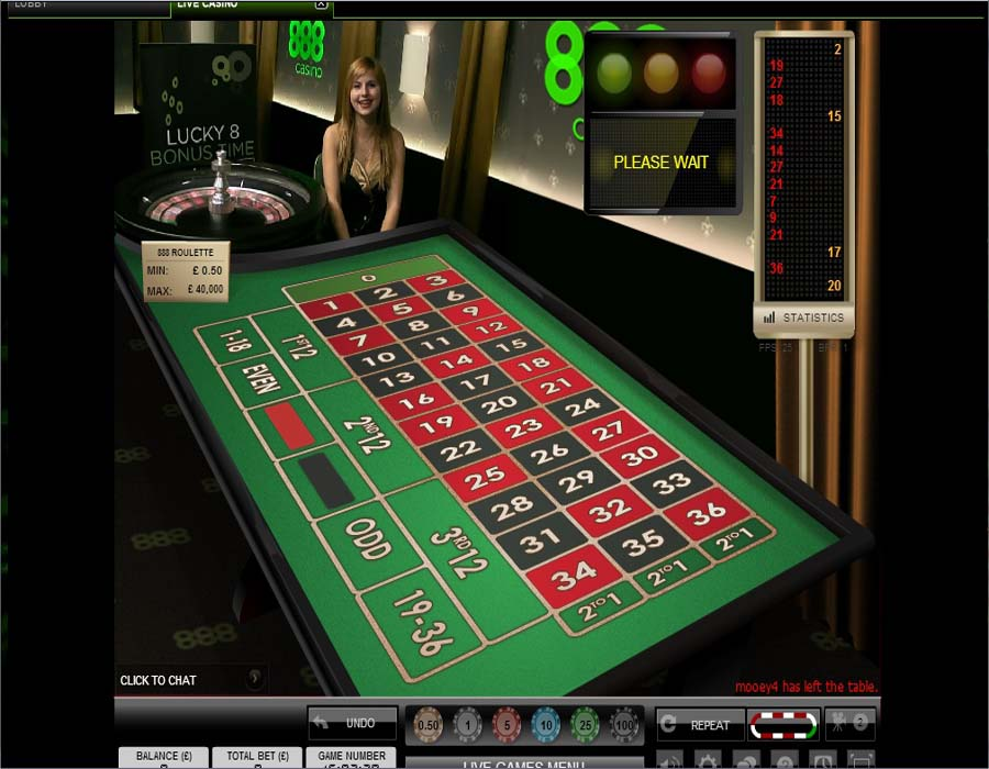 888 Casino Screenshot 6