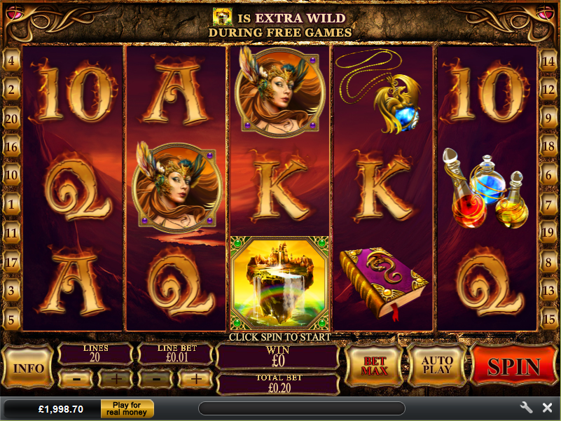 Grand Reef Casino Screenshot 1