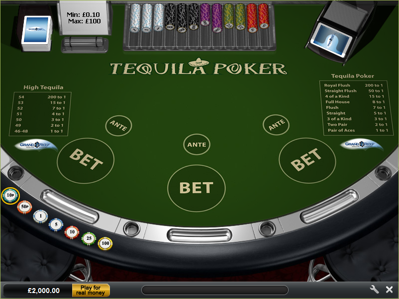 Grand Reef Casino Screenshot 6