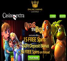 casino extra no deposit bonus