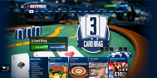 Betfred Casino Review - Slots Experts Rate Betfred