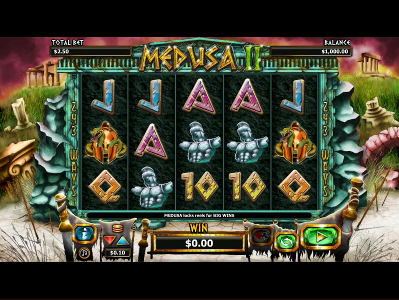 Medusa II Screenshot 2