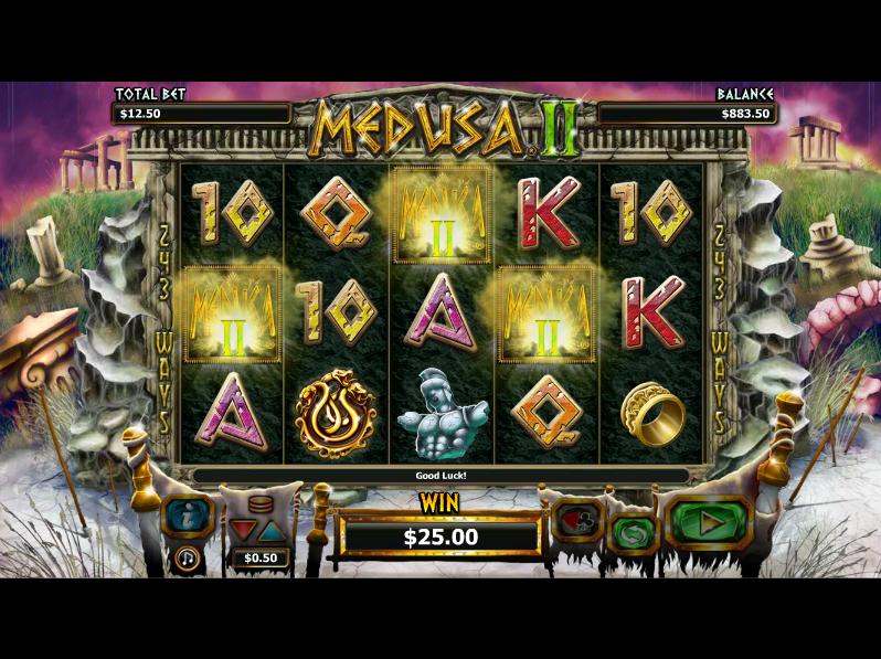 Medusa II Screenshot 4
