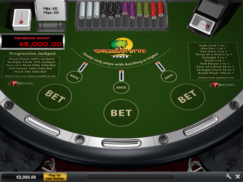 Fly Casino Screenshot 5