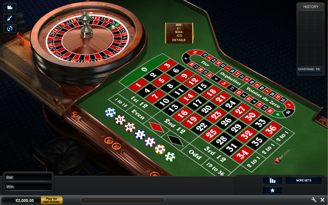 Fly Casino Screenshot 6