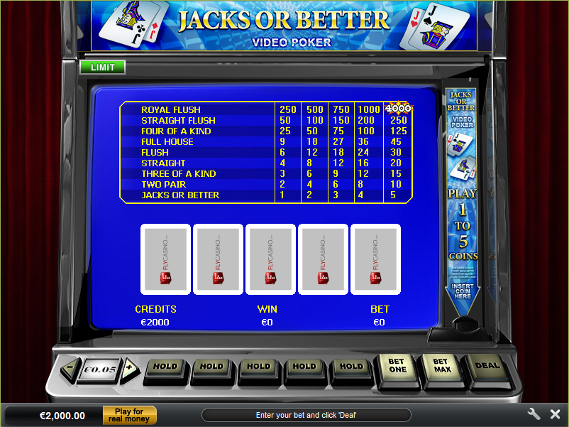 Fly Casino Screenshot 7