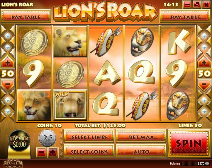 Lion's Roar  Screenshot 5