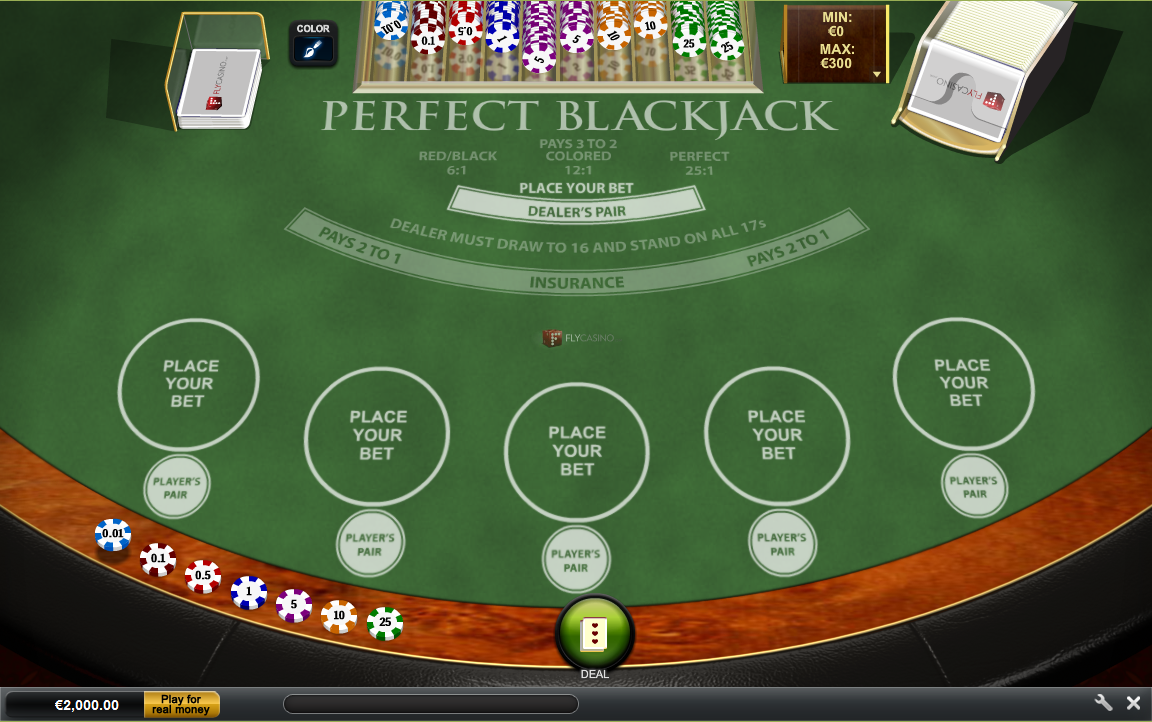 Fly Casino Screenshot 4