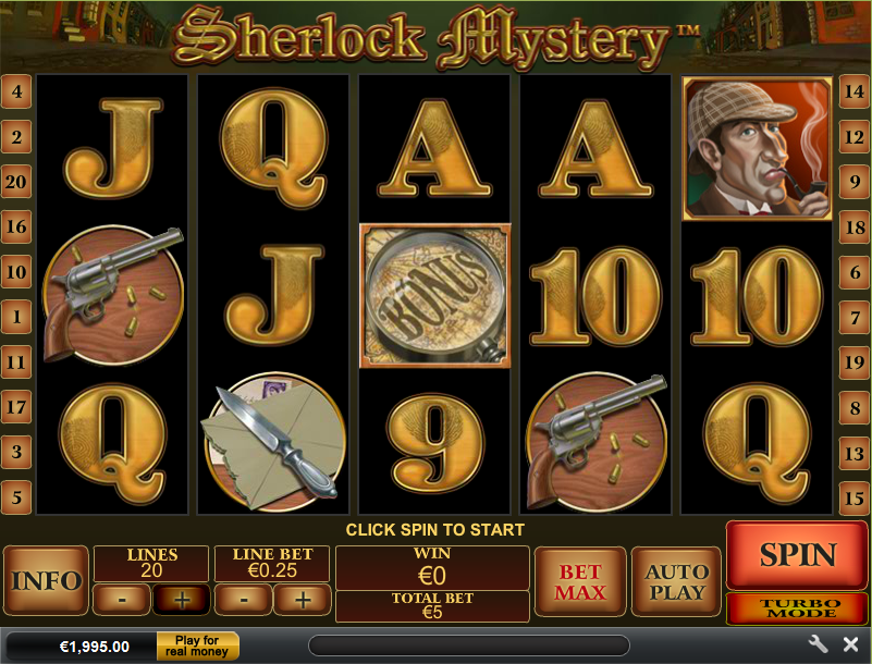 Fly Casino Screenshot 3