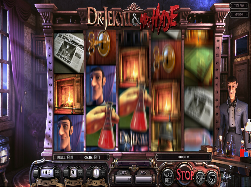 Dr Jekyll and Mr. Hyde Screenshot 2