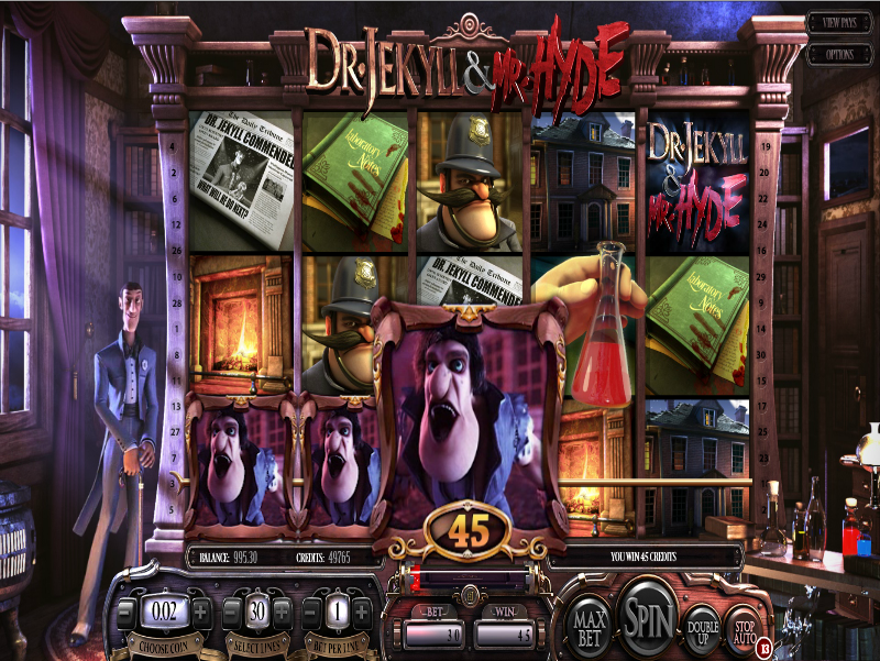 Dr Jekyll and Mr. Hyde Screenshot 4