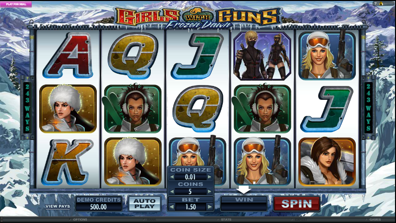 BetRally Casino Screenshot 2