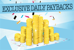 Spin and Win Casino Daily Cashback Bonus