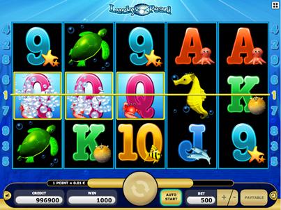 Kajot Casino Screenshot 2