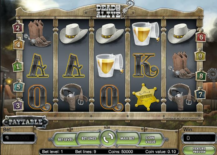 Guts Casino Screenshot 3