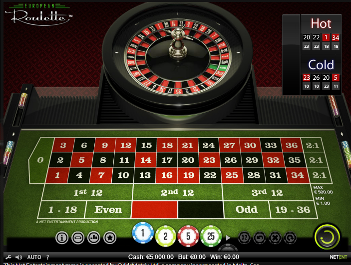 Guts Casino Screenshot 7