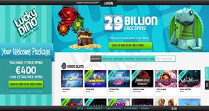 LuckyDino Casino Bonus Codes