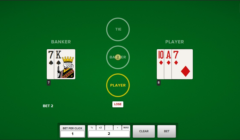 Satoshibet Casino Screenshot 1