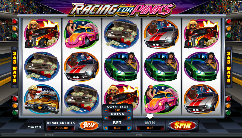 U Spin to Win Slots Online and Real Money Casino Play