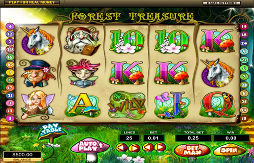 Forest Mania Slot Machine - Play Online Video Slots for Free