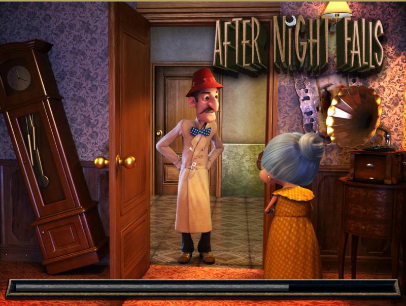 After Night Falls Screenshot 1