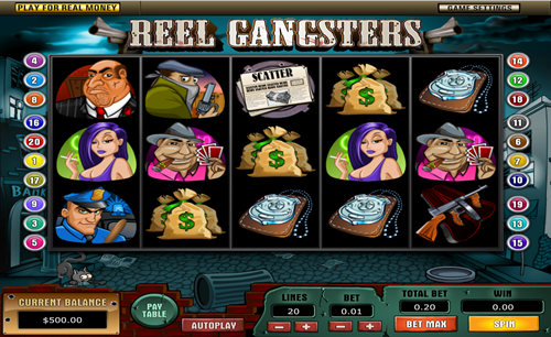 Reel Gangsters Slots Review & Free Online Demo Game