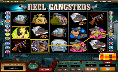 Reel Gangsters for free online with no download!