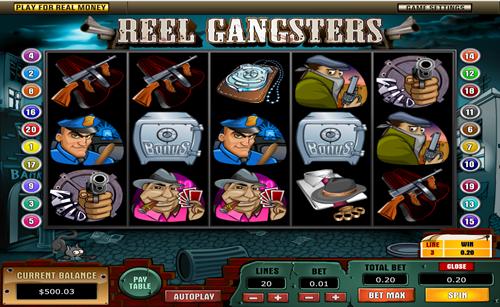 Reel Gangsters Slots Review & Free Online Demo Game