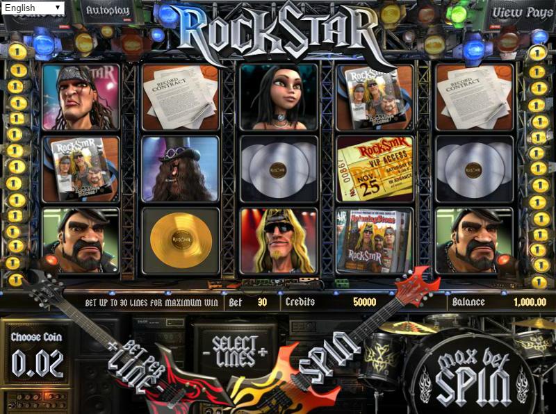 RockStar Screenshot 2