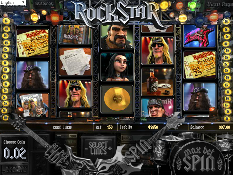 RockStar Screenshot 3