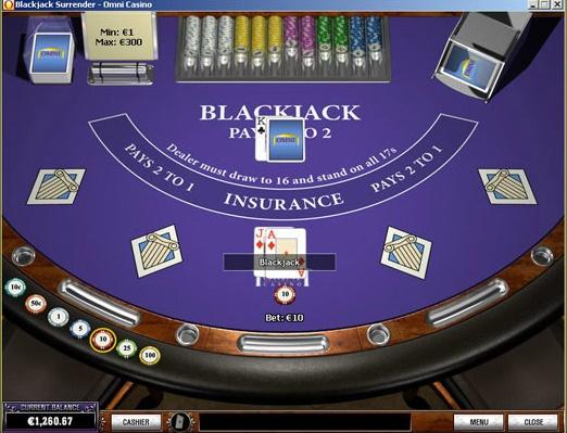 Omni Casino Screenshot 4