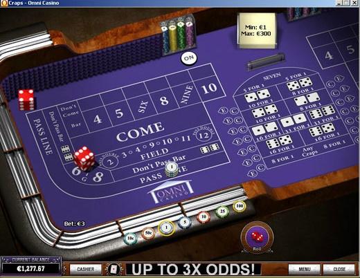 Omni Casino Screenshot 5