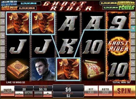 Omni Casino Screenshot 1