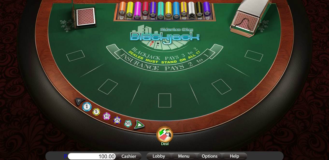 Lucky Creek Casino Screenshot 5