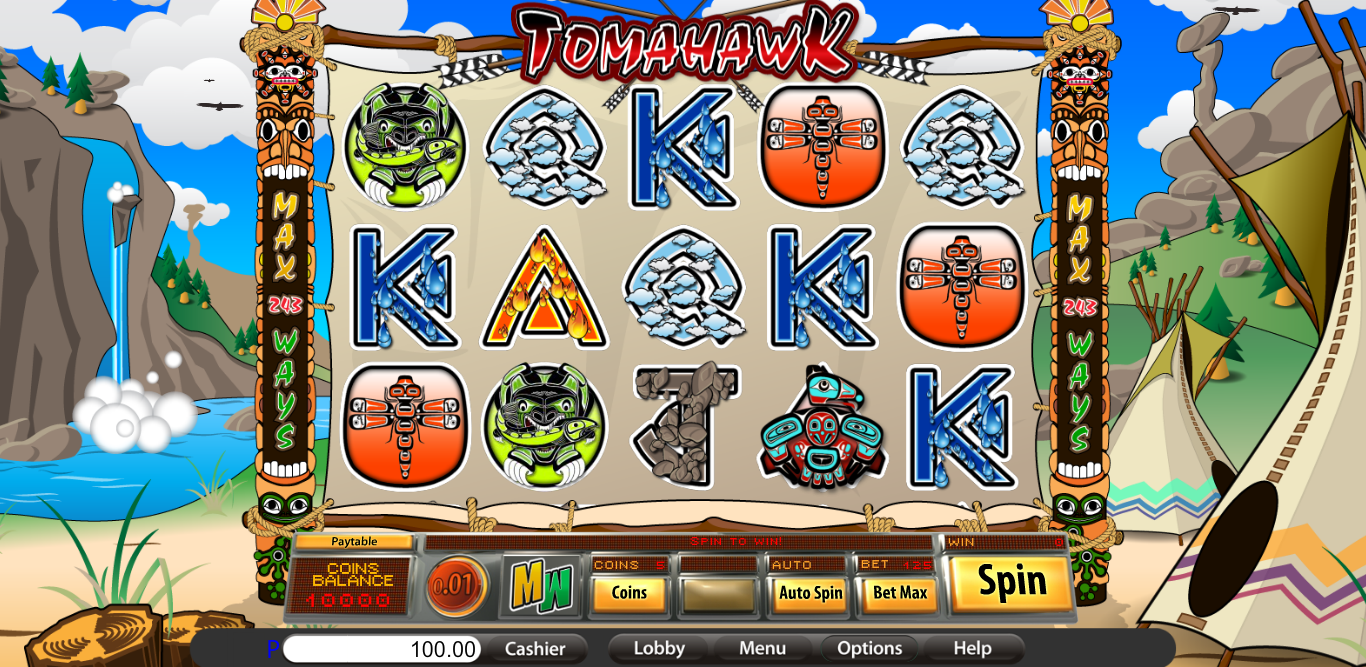 Lucky Creek Casino Screenshot 7