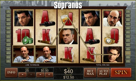 Omni Casino Screenshot 3
