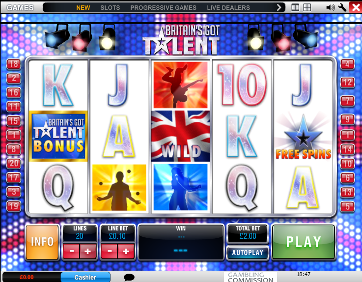 TitanBet Casino Screenshot 5