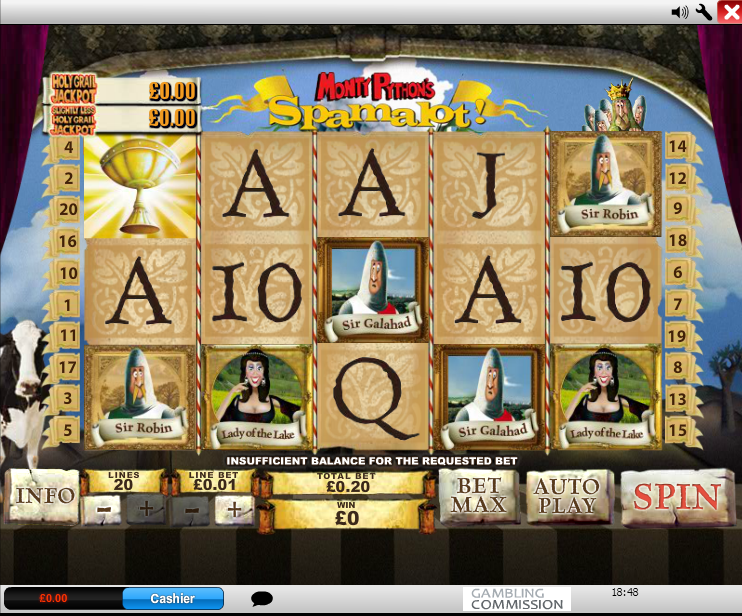 TitanBet Casino Screenshot 6