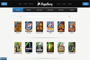 Vegas Berry Highroller Bonus