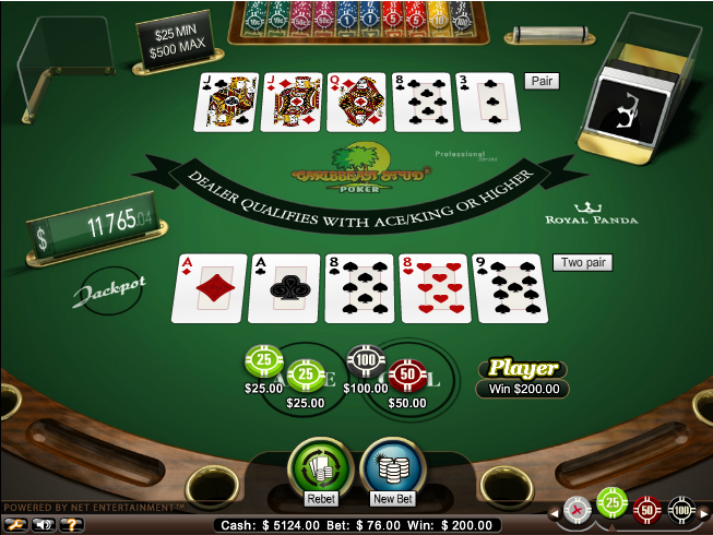 Royal Panda Casino Screenshot 5