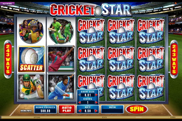 online casino game star