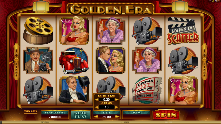Royal Panda Casino Screenshot 1