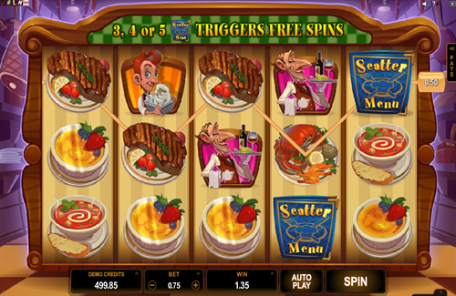 Chef & Zen Slot - Review and Free Online Game