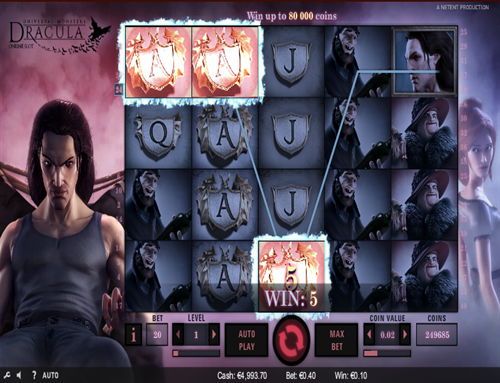slot game free online dracula spiel