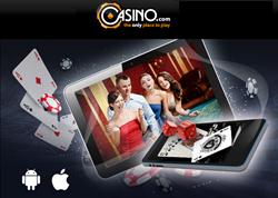 Casino.com Mobile Casino Bonus